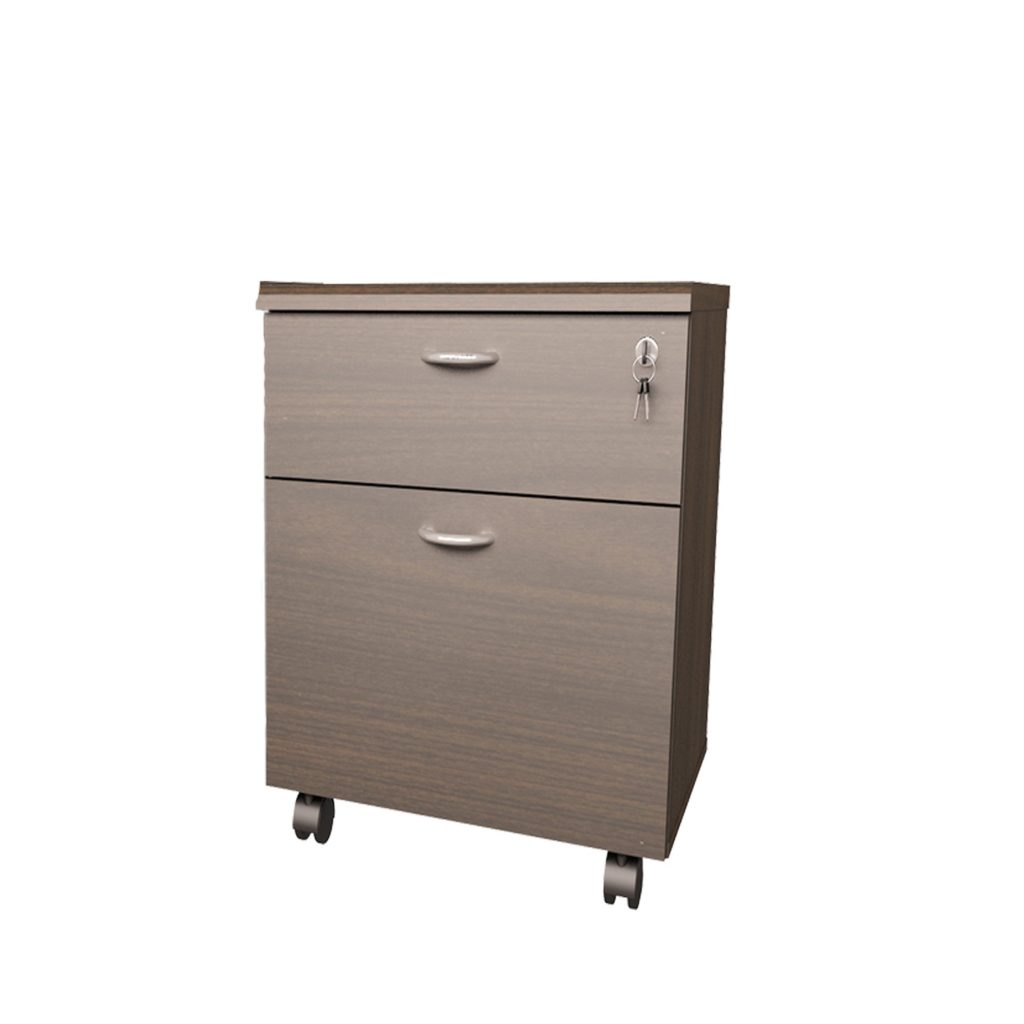 MOBILE DRAWER<br>TYPE : OMD - 4811<br>SIZE : 51 X 39 X 75 CM<br>COLOUR : BROWN