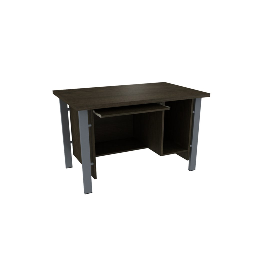 COMPUTER TABLE<br>TYPE : OSC - 1091<br>SIZE : 95 X 60 X 75 CM<br>COLOUR : BROWN