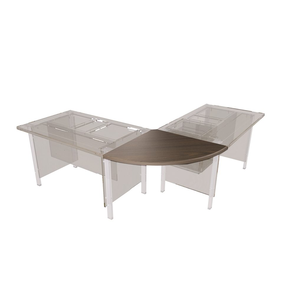 ROUND JOINT TABLE<br>TYPE : OSJ - 6001/7001<br>SIZE : 70/80 X 70/80 CM<br>COLOUR : BROWN