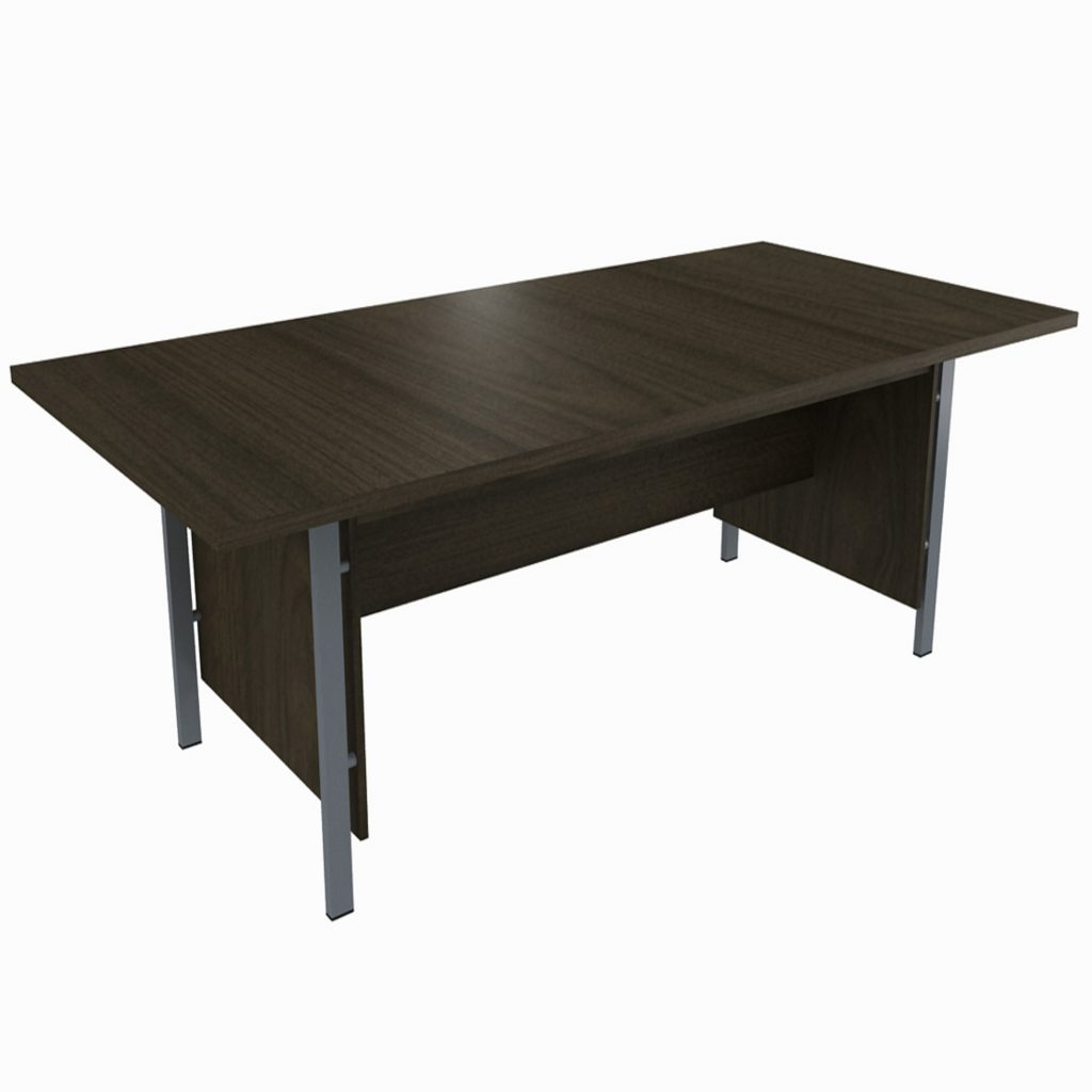 CONFERENCE TABLE<br>TYPE : OSM - 2400<br>SIZE : 240 X 115 X 75 CM<br>COLOUR : BROWN