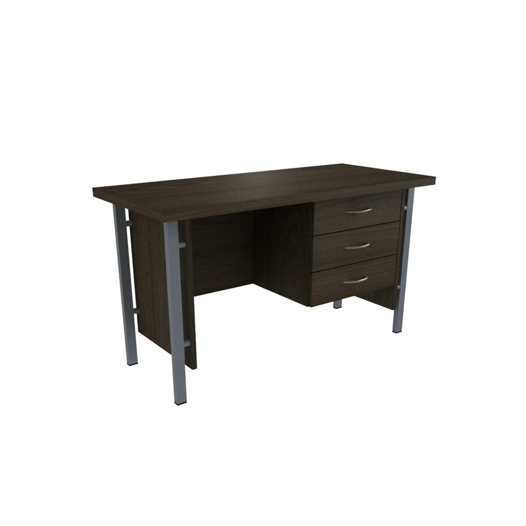 SIDE TABLE<br>TYPE : OST - 1050<br>SIZE : 100 X 45 X 65 CM<br>COLOUR : BROWN