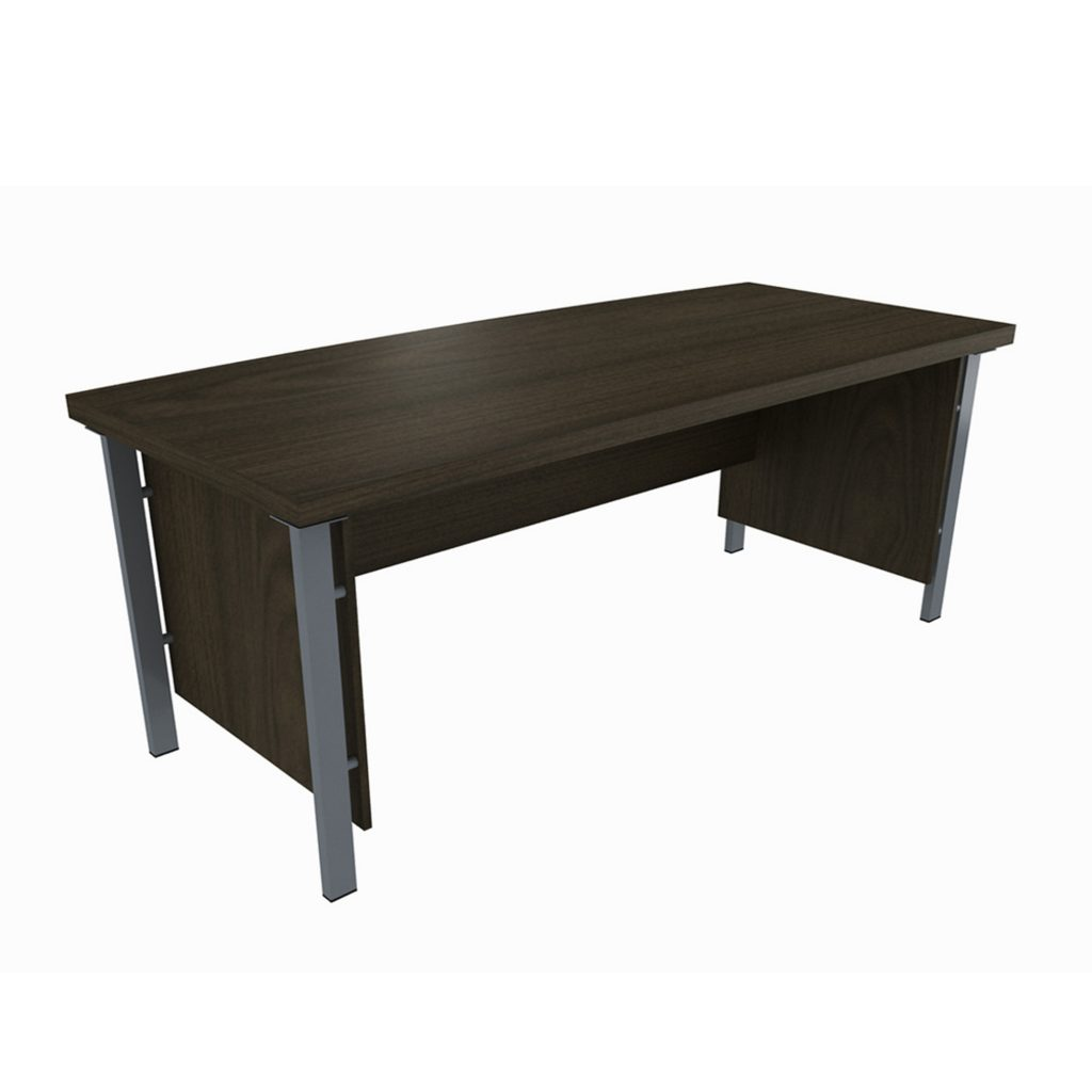 EXECUTIVE OFFICE TABLE<br>TYPE : OST - 1090<br>SIZE : 180 X 80 X 75 CM<br>COLOUR : BROWN