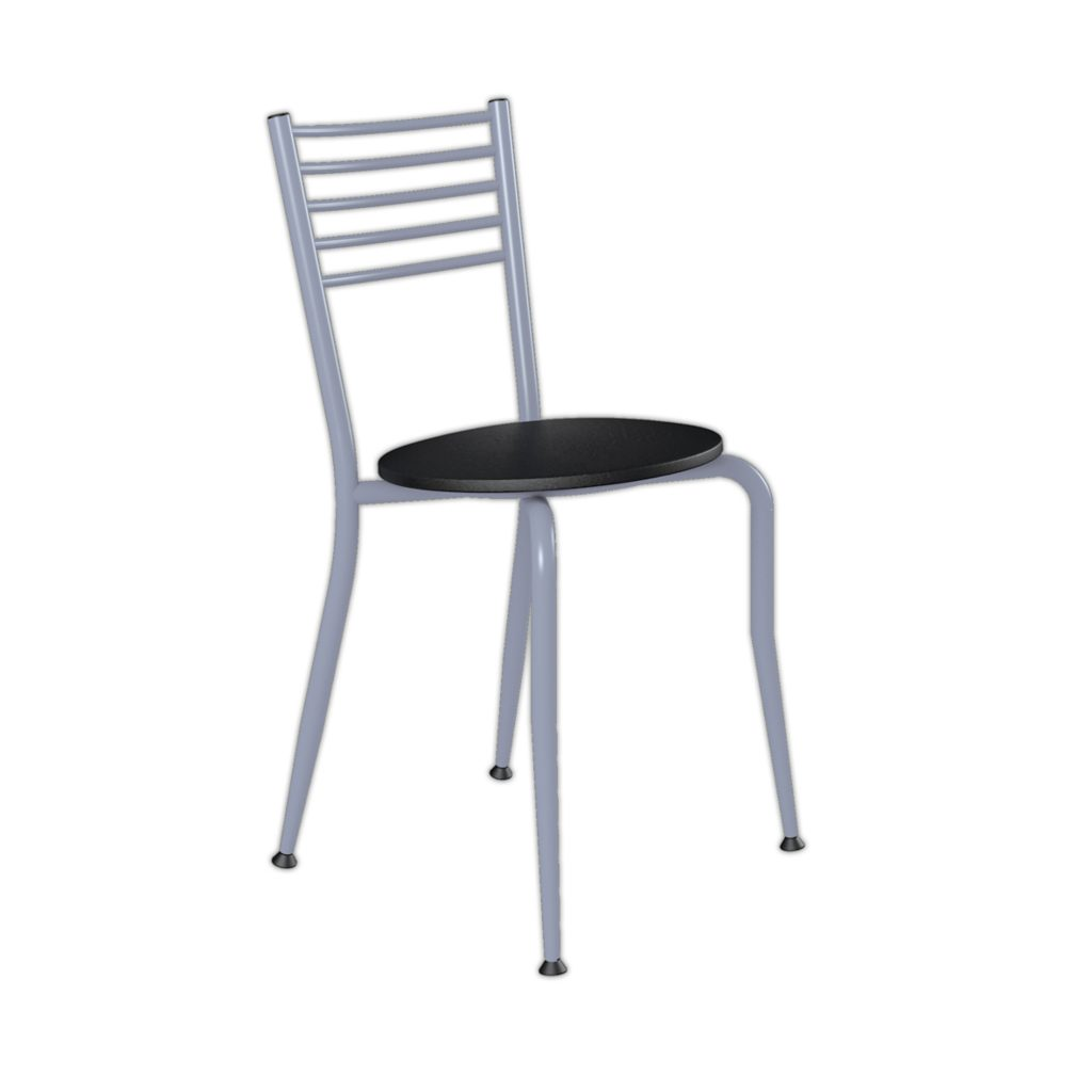 FOOD COURT CHAIR<br>TYPE : SYDNEY<br>SIZE : 40 X 45 X 86 CM<br>COLOUR : SILVER